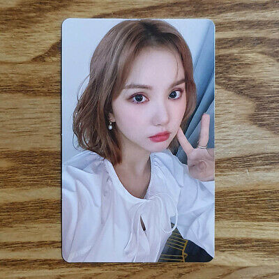 Eunha Official Photocard GFriend Mini Album 回:LABYRINTH Kpop Genuine