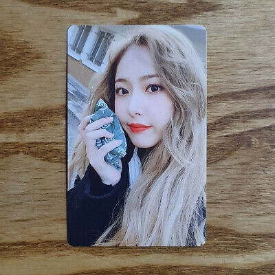 SinB Official Photocard GFriend Mini Album 回:LABYRINTH Kpop Genuine