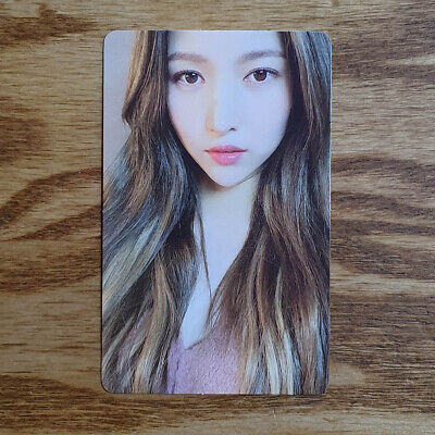 Sowon Official Photocard GFriend Mini Album 回:LABYRINTH Kpop Genuine