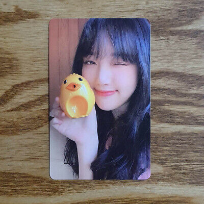 Yerin Official Photocard GFriend Mini Album 回:LABYRINTH Kpop Genuine