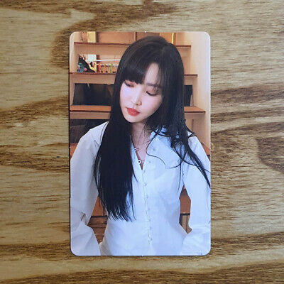 Yuju Official Photocard GFriend Mini Album 回:LABYRINTH Kpop Genuine