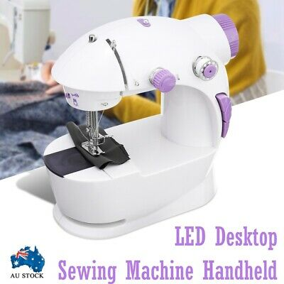Electric Sewing Machine Mini Multi-Function Portable Hand Held Desktop Home NEW