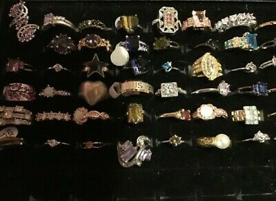 ESTATE VINTAGE NOW JEWELRY LOT ALL WEARABLE 7pc