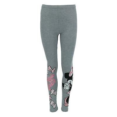 New Jerry Leigh Disney Girl's Minnie Mouse and Bows Leggings