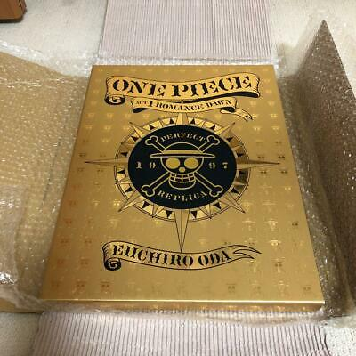 ONE PIECE ROMANCE DAWN 1st Episode Manuscript Box Art Book Japan Limited Used