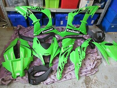 kawasaki 2019 ZX10R ZX10RR zx10 NEW original green fairing body-kit