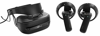 Lenovo Explorer: Vr Mixed Reality Headset With Motion Controllers .Windows Pc