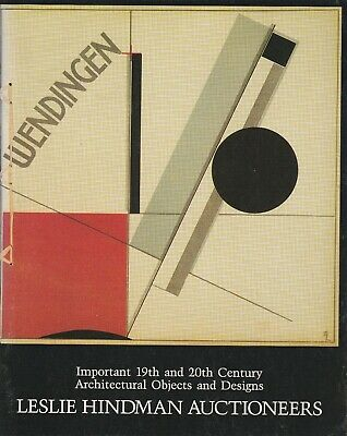 HINDMAN Imp 19th & 20th Century Architectural Design & Books FRANK LLOYD WRIGHT