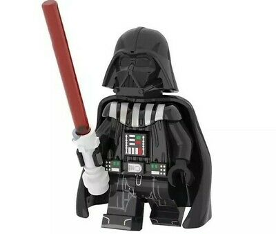 DARTH VADER Star Wars Lego Minifigure nuovo new action figure