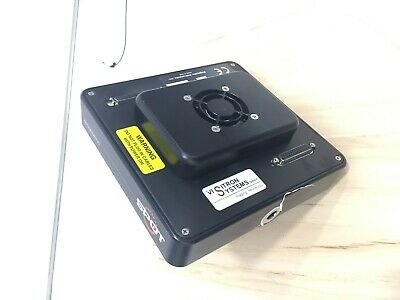 Diagnostic Instruments Inc. SPOT Model 1.5.1 Microscope Camera + nikon objective