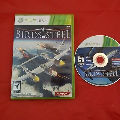 Birds of Steel (Microsoft Xbox 360, 2012)