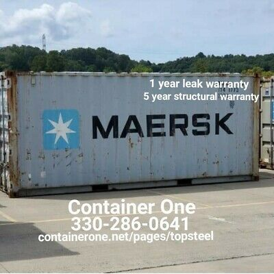 20 And 40 Conex Storage Shipping Containers In Salt Lake City
