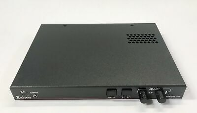 Extron RGB-DVI 300 Video Scaler Converter Analog to Digital with Power Adapter