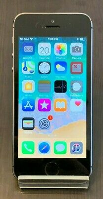 Apple iPhone 5s - 16GB - Space Gray (Sprint) A1453