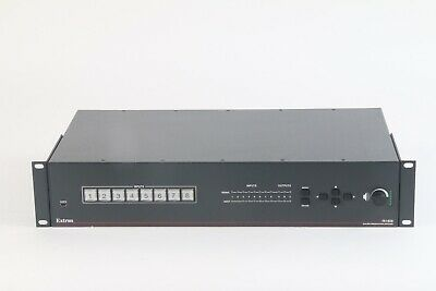 Extron IN1608 Scaling Presentation Switcher