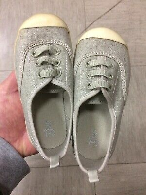Gap Kids Girls Sparkle Shoes Toddler Size 8
