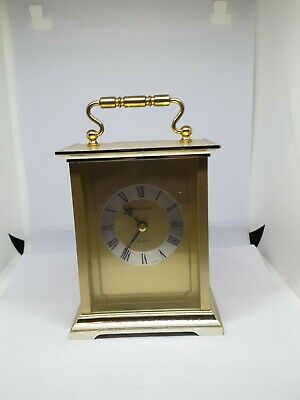 Vintage President Carriage Clock Made in Germany
