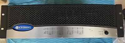 Crown Audio CTS 8200- 8 CHANNEL Amplifier