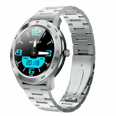 HD Display Bluetooth Touch Smart Watch Blood Pressure Men Women For Android iOS