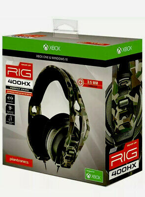PLANTRONICS RIG 400HX Gaming Headset (Xbox One) £41.71