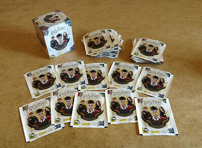 Panini Harry Potter Stickers Cards Packets Wizarding World Harry Potter Stickers