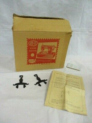Vintage 1945 1955   KayanEE Sew Master Sewing Machine Box & Instruction Sheet