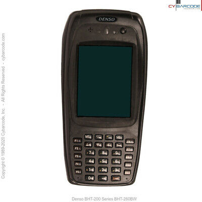 Denso BHT-200 Series BHT-260BW Hand Held Data Collector - New (old stock)