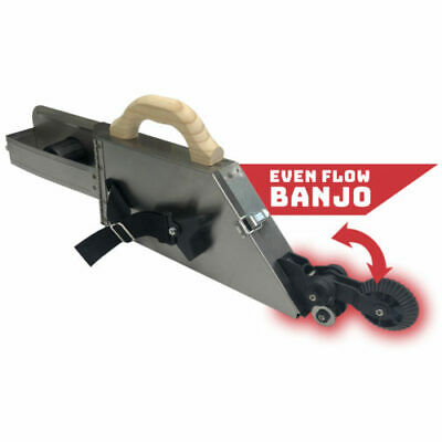 Advance Semi-Automatic Even Flow Taping Banjo