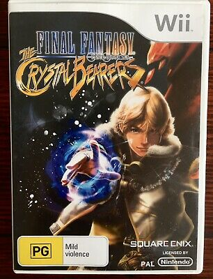 Nintendo | Final Fantasy | Crystal Chronicles | The Crystal Bearers | PAL | AUS