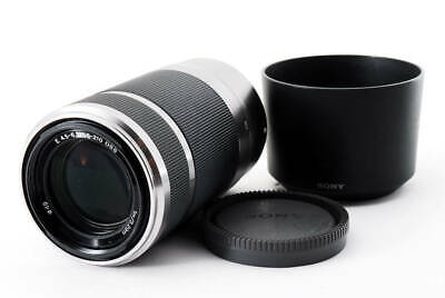 [Excellent] SONY Sony E 55-210mm F4.5-6.3 OSS SEL55210 hooded EXC++