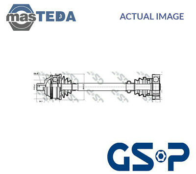New Genuine ODM Front Right Drive Shaft 18-292320