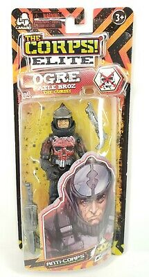 The Corps Elite Vs The Curse OGRE Axle Broz Anti-Corps Action Figure Toy New