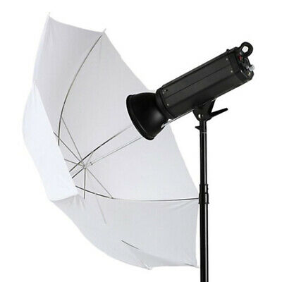 "33"" 83CM White Photography Light Photo Studio Video Translucent Soft Umbrella"
