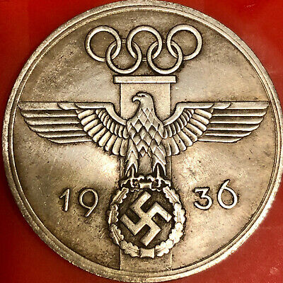 Very Large German nazi collectible coin
