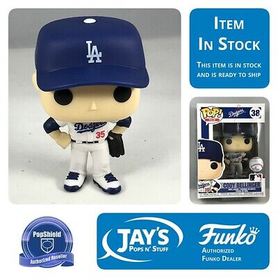 Funko POP MLB 2020 Los Angeles Dodgers - Cody Bellinger w/ PopShield Preorder