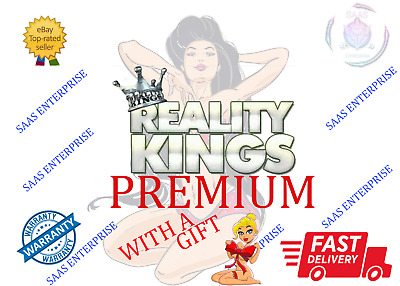 REALITY KINGS PREMIUM + PornHub GIFT INSTANT DELIVERY