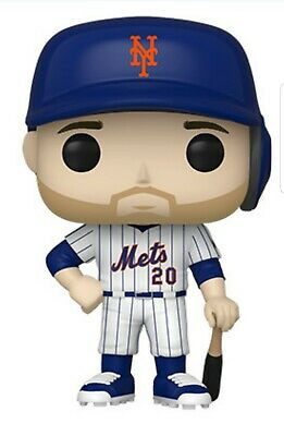 Funko Pop! Mlb Mets Pete Alonso Pop Figure (Ships April 17Th)