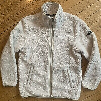 North Face Deep Pile Fleece Jacket- Girls Large, Womens Small