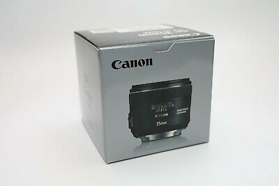 Canon EF 35mm f/2 IS USM Lens, Excellent
