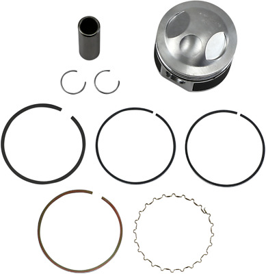 Wiseco 40071M05400 Piston Kit for 2011-13 Yamaha YFM125R Raptor 54.00mm