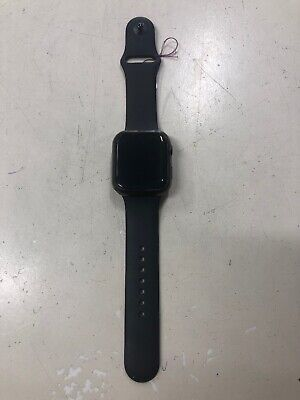 Apple Watch Series 4 44mm GPS + Cellular Black