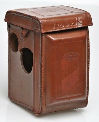 Yashica ROOKIE Leather Eveready Case Twin Lens Reflex