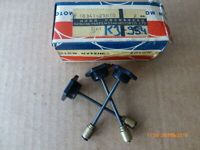 Original Nissan Datsun B110,Bluebird 910,Fairlady  NUT ASS'Y-oil cap 16341-25610