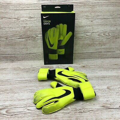 Nike Gk Vapor Grip 3 Elite Goalkeeper Gloves Size 8 Gs0352 702