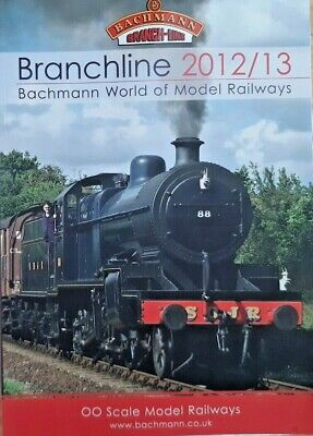 2014 Catalogue New. 25th Anniversary - 178 Pages Bachmann Branchline