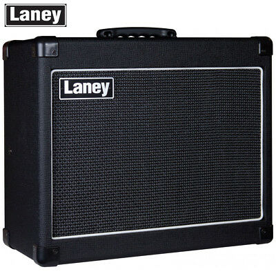 NEW Laney Model LG35R 35 Watts Black Guitar Combo Amp 1 x 10 with Reverb