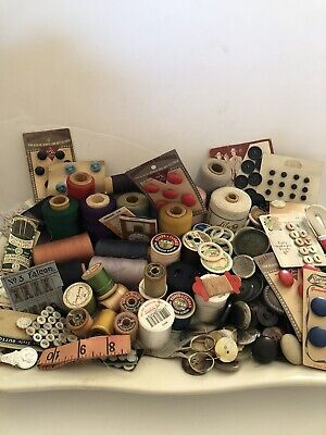 Vintage Lot of Sewing Notions