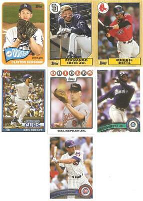 2020 Topps Series 1 Topps Choice Inserts ***You Pick***