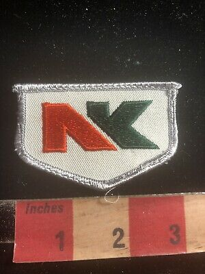 Old Time Plow Farmer Ag Crops Jacket Patch ~ Smallish ~ Embroidered Felt ~ 62Z6
