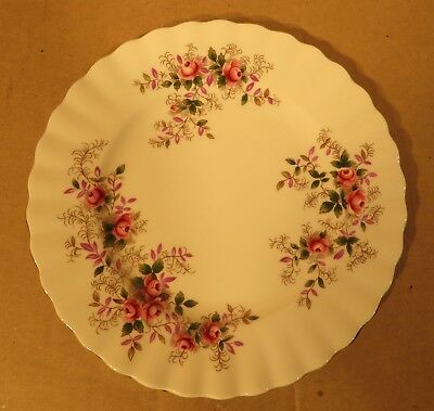 """Royal Albert Lavender Rose 6 1/4"""" Side or Bread Plates Made in England"""